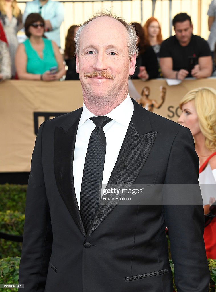 Actor Matt Walsh attends The 23rd Annual Screen Actors Guild Awards at The Shrine Auditorium on January 29, 2017 in Los Angeles, California. 26592_008
