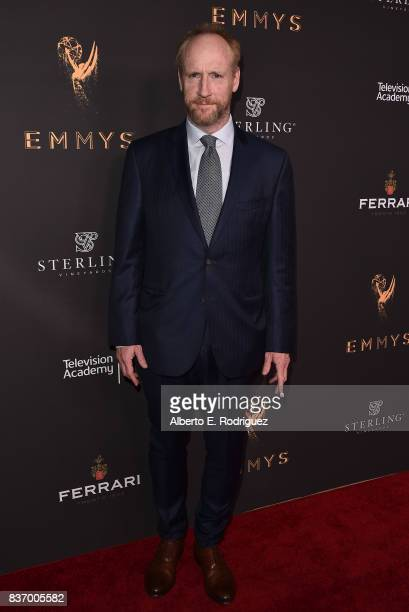 Actor Matt Walsh attends the Television Academy's Performers Peer Group Celebration at The Montage Beverly Hills on August 21 2017 in Beverly Hills...