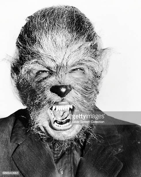 Actor Matt Willis as Andreas Obry/The Werewolf in the film 'The Return of the Vampire' 1943