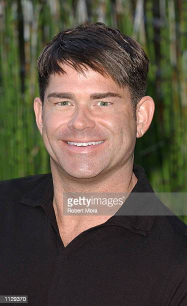 Actor Matt Zarley attends the People Magazine Top 50 Bachelors Party at the W Hotel on June 27 2002 in Westwood California