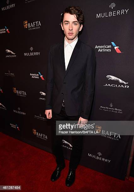 Actor Matthew Beard attends the BAFTA Los Angeles Tea Party at The Four Seasons Hotel Los Angeles At Beverly Hills on January 10, 2015 in Beverly...
