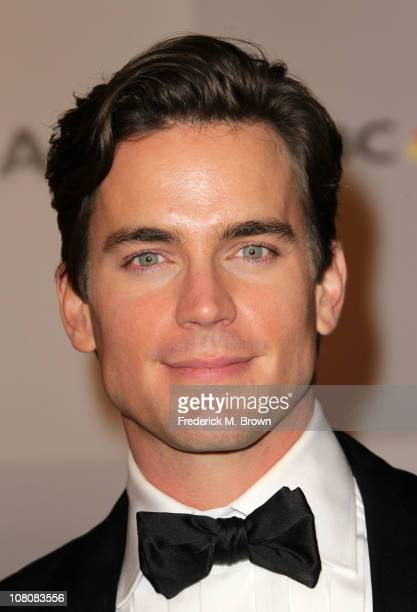 Actor Matthew Bomer arrives at NBC Universal's 68th Annual Golden Globes After Party held at The Beverly Hilton hotel on January 16 2011 in Beverly...