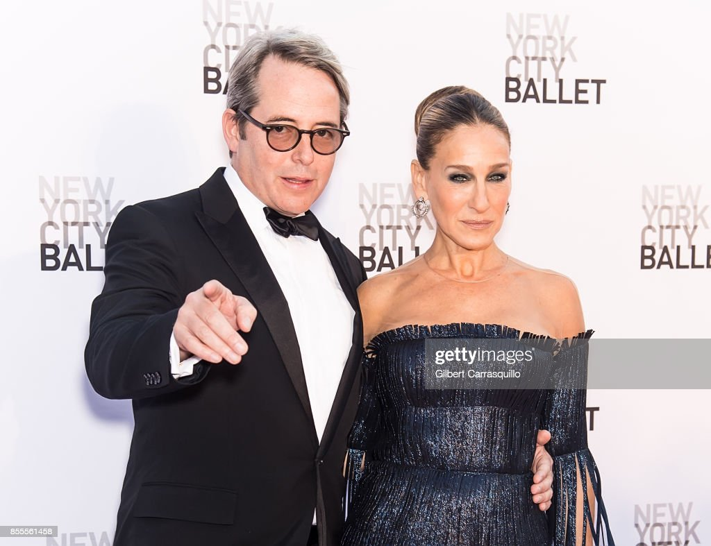 New York City Ballet's 2017 Fall Fashion Gala : Nachrichtenfoto