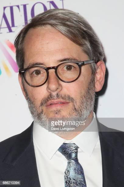 Actor Matthew Broderick attends the Center Theatre Group's 50th Anniversary Celebration at the Ahmanson Theatre on May 20 2017 in Los Angeles...