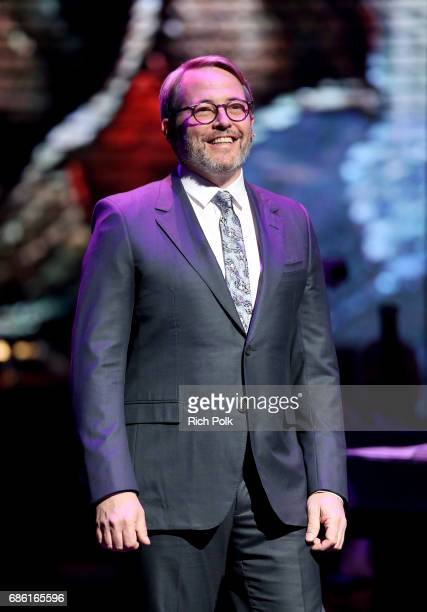 Actor Matthew Broderick onstage at the Center Theatre Group 50th Anniversary Celebration at Ahmanson Theatre on May 20, 2017 in Los Angeles,...