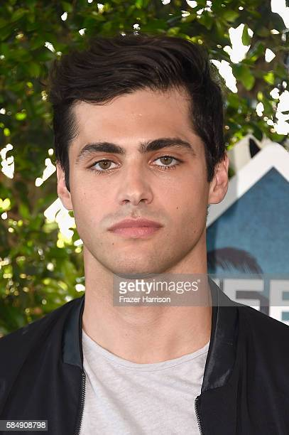 Actor Matthew Daddario attends the Teen Choice Awards 2016 at The Forum on July 31 2016 in Inglewood California