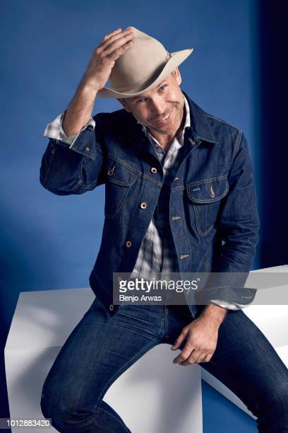 Actor Matthew Davis of CW's 'Legacies' poses for a portrait during the 2018 Summer Television Critics Association Press Tour at The Beverly Hilton...