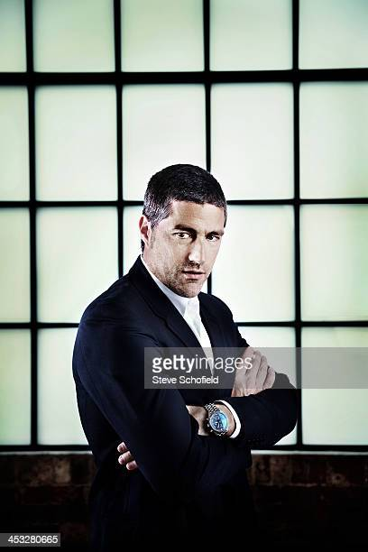 Actor Matthew Fox is photographed on June 22 2009 in London England