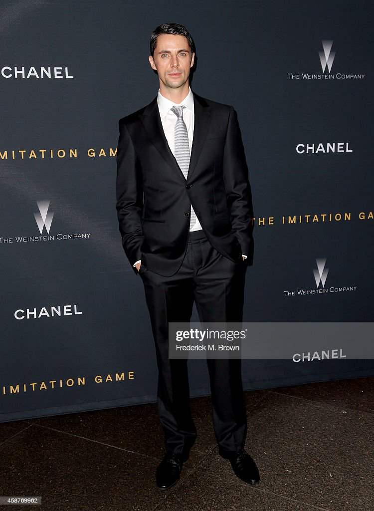 """Screening Of The Weinstein Company """"The Imitation Game"""" Hosted By Chanel - Arrivals"""