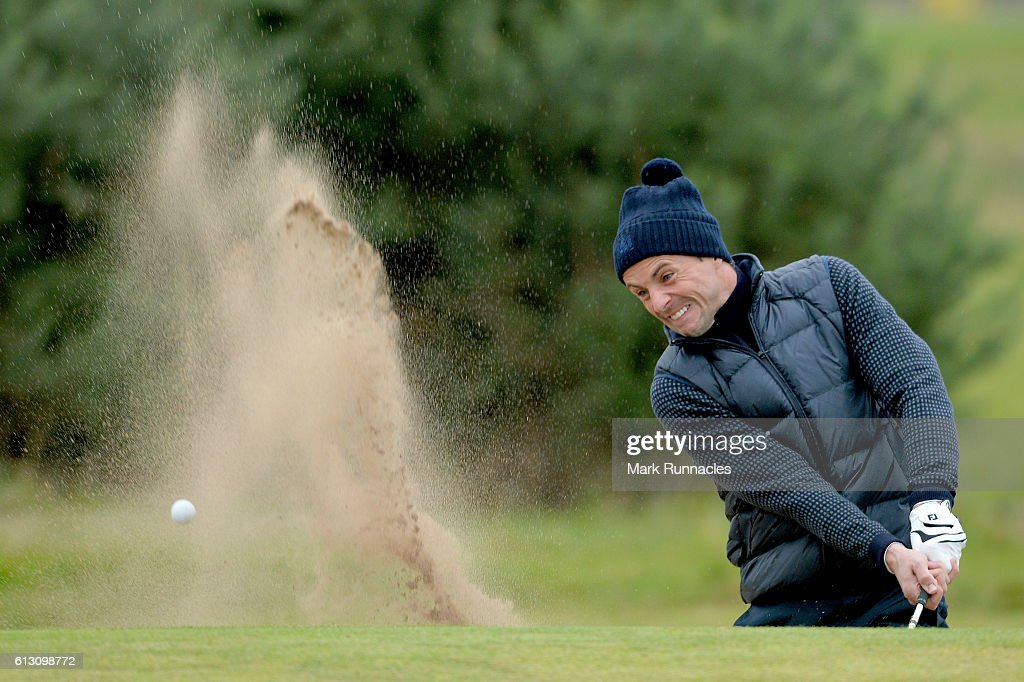 GBR: Alfred Dunhill Links Championship - Day Two