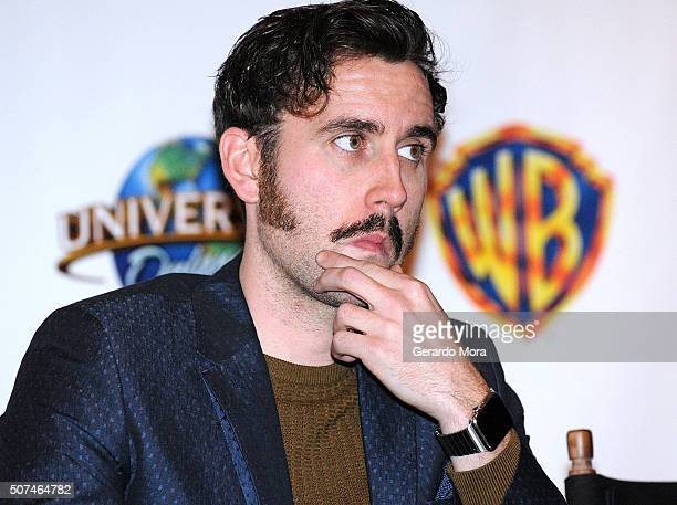 Actor Matthew Lewis attends the 3rd Annual Celebration Of Harry Potter at Universal Orlando on January 29 2016 in Orlando Florida