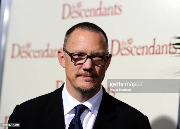 Actor Matthew Lillard arrives at the Premiere Of Fox Searchlight's The Descendants at AMPAS Samuel Goldwyn Theater on November 15 2011 in Beverly...