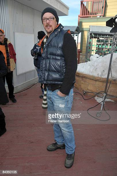 Actor Matthew Lillard attends the 2009 Sundance Film Festival on January 18 2009 in Park City Utah