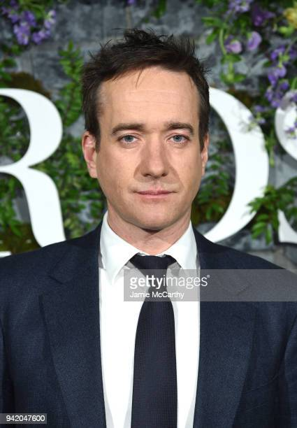 Actor Matthew MacFadyen attends New York Red Carpet Premiere Screening Event of STARZ Howards End at the Whitby Hotel on April 4 2018 in New York City