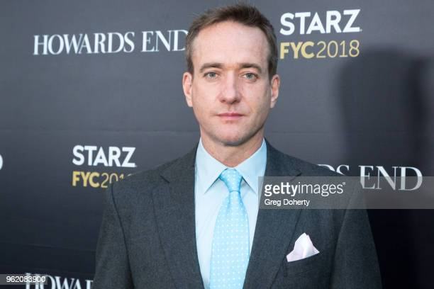 Actor Matthew Macfadyen attends the For Your Consideration Event For Starz's 'Counterpart' And 'Howards End' at LACMA on May 23 2018 in Los Angeles...