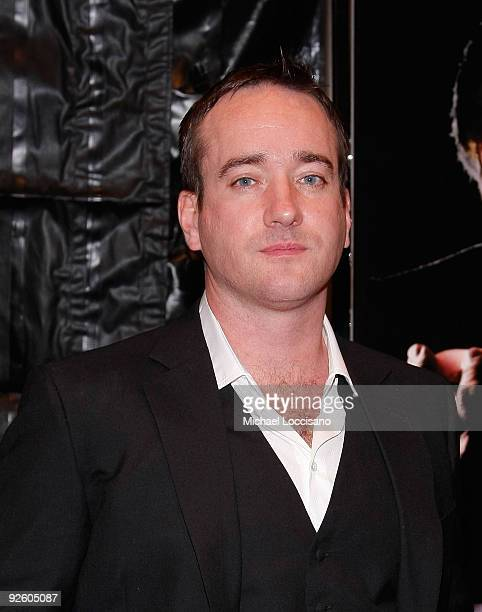 Actor Matthew Macfadyen attends the premiere of Frost/Nixon at Ziegfeld Theater on November 17 2008 in New York City