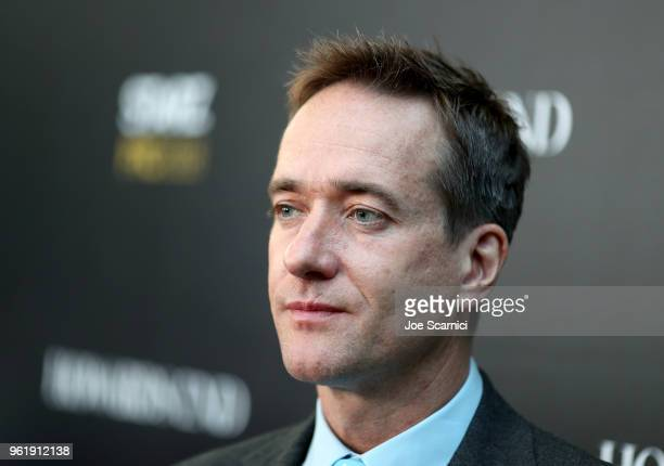 Actor Matthew Macfadyen attends the STARZ Counterpart Howards End FYC Event at LACMA on May 23 2018 in Los Angeles California