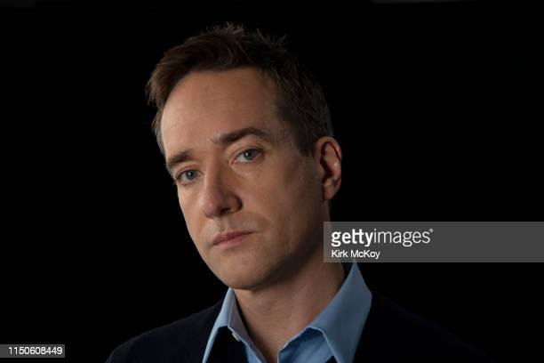 Actor Matthew Macfadyen is photographed for Los Angeles Times on May 10 2019 in El Segundo California PUBLISHED IMAGE CREDIT MUST READ Kirk McKoy/Los...