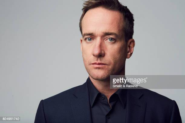 Actor Matthew Macfadyn of Starz's 'Howards End' poses for a portrait during the 2017 Summer Television Critics Association Press Tour at The Beverly...