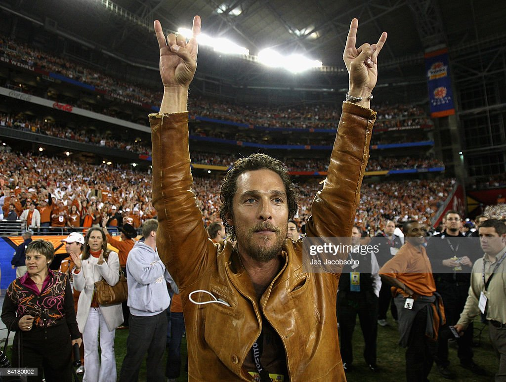 Tostitos Fiesta Bowl - Texas v Ohio State : ニュース写真