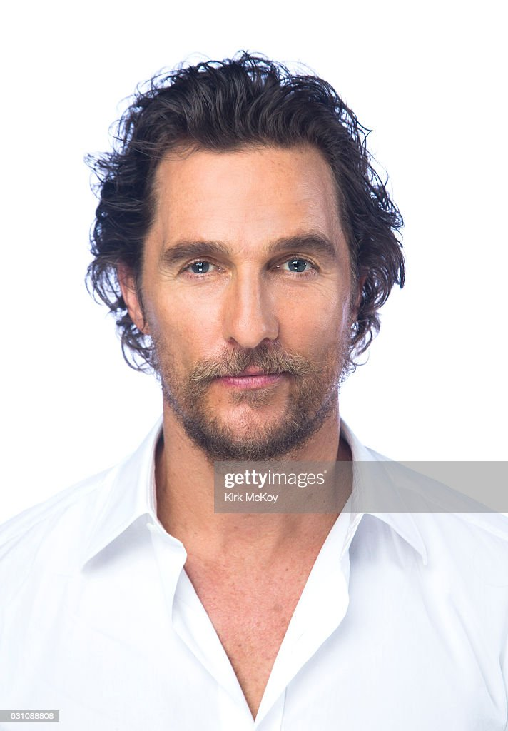 Matthew McConaughey, Los Angeles Times, December 22, 2016