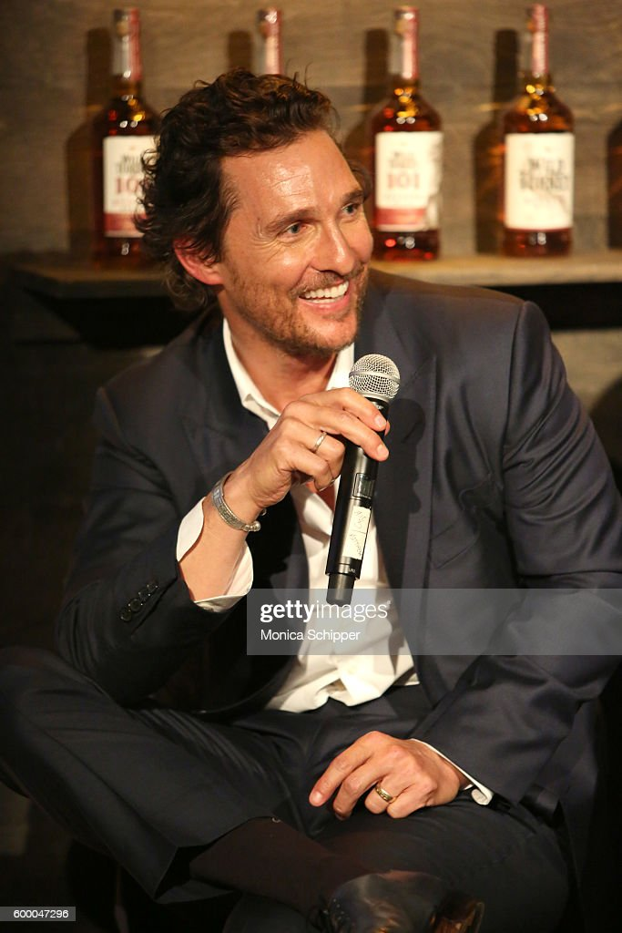 World Premiere of the Wild Turkey Campaign with Matthew McConaughey and Jimmy & Eddie Russell