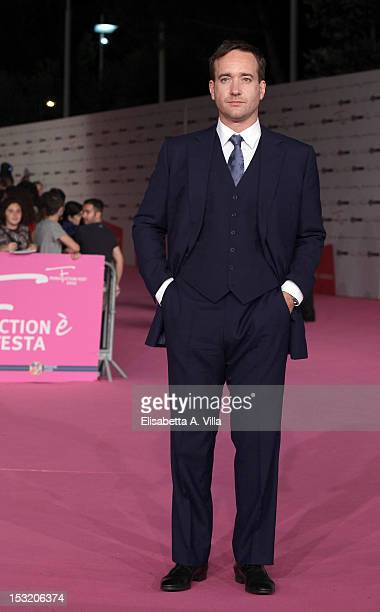 Actor Matthew McFadyen attends Ripper Street Premiere during the 2012 RomaFictionFest at Auditorium Parco della Musica on October 1 2012 in Rome Italy