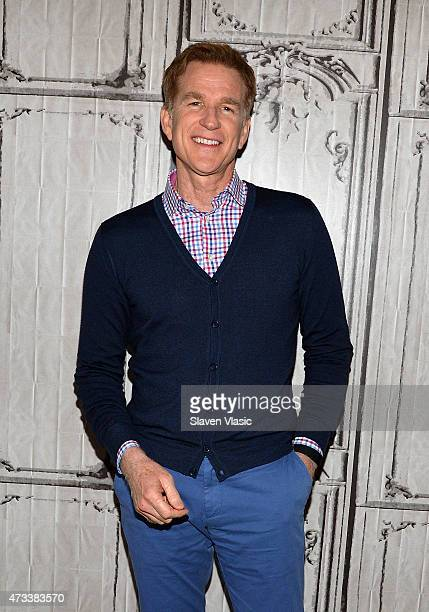 Actor Matthew Modine attends AOL's BUILD Speaker Series to talk about his new TNT series 'Proof' at AOL Studios In New York on May 14 2015 in New...