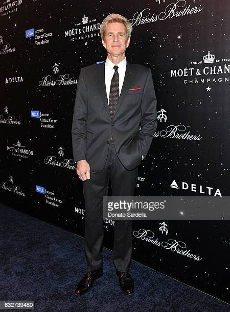 Actor Matthew Modine attends Le Casino night hosted by Brooks Brothers in Beverly Hills to benefit UCLA Jonsson Cancer Center Foundation at Brooks...