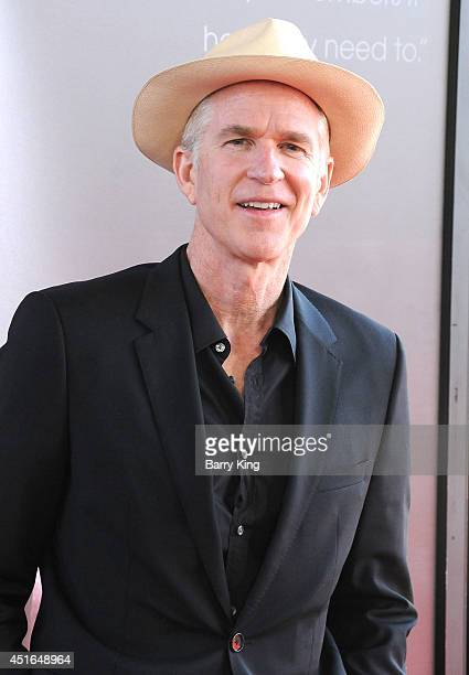 Actor Matthew Modine attends the 2014 Los Angeles Film Festival closing night premiere of 'Jersey Boys' at Premiere House on June 19 2014 in Los...