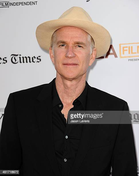 Actor Matthew Modine attends the 2014 Los Angeles Film Festival closing night film premiere of 'Jersey Boys' at Premiere House on June 19 2014 in Los...