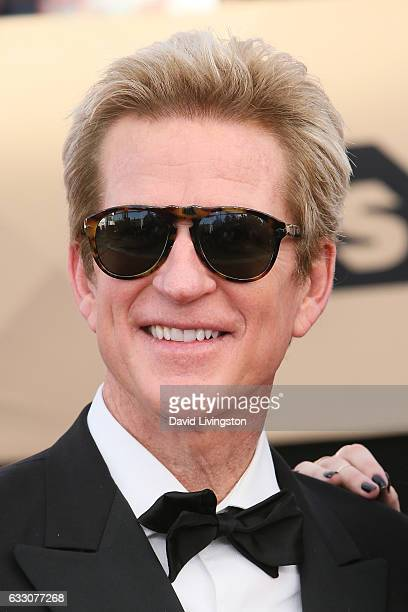 Actor Matthew Modine attends the 23rd Annual Screen Actors Guild Awards at The Shrine Expo Hall on January 29 2017 in Los Angeles California