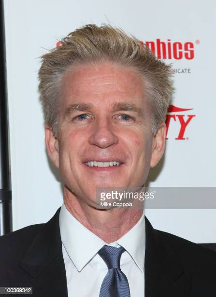 Actor Matthew Modine attends the 55th Annual Drama Desk Awards at the FH LaGuardia Concert Hall at Lincoln Center on May 23 2010 in New York City