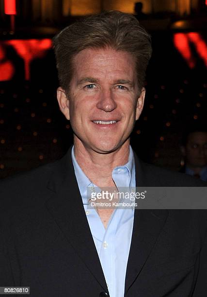 Actor Matthew Modine attends the 7th Annual Tribeca Film Festival Vanity Fair Party at the State Supreme Courthouse on April 22 2008 in New York City