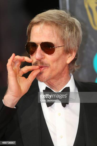 Actor Matthew Modine attends the EE British Academy Film Awards 2014 at The Royal Opera House on February 16 2014 in London England