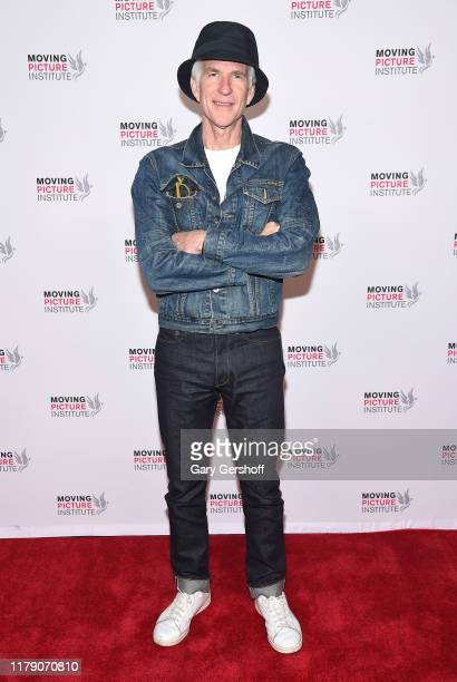 Actor Matthew Modine attends the Miss Virginia New York Premiere at SVA Theater on October 04 2019 in New York City