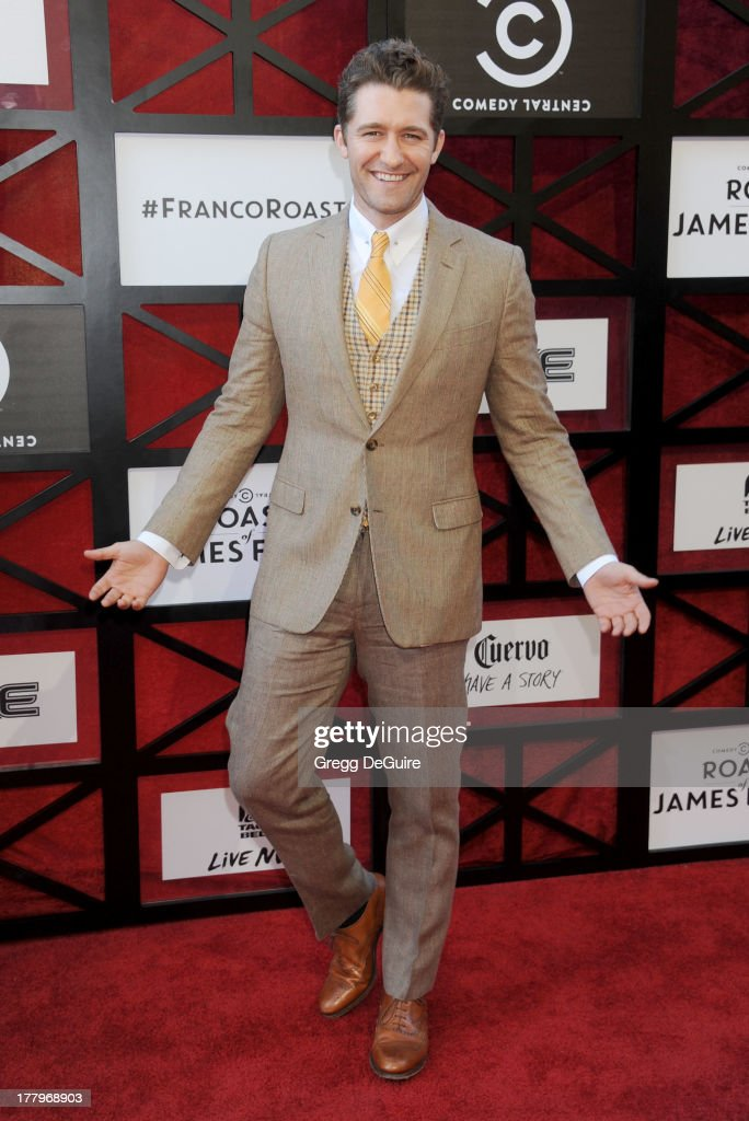 Comedy Central Roast Of James Franco - Arrivals