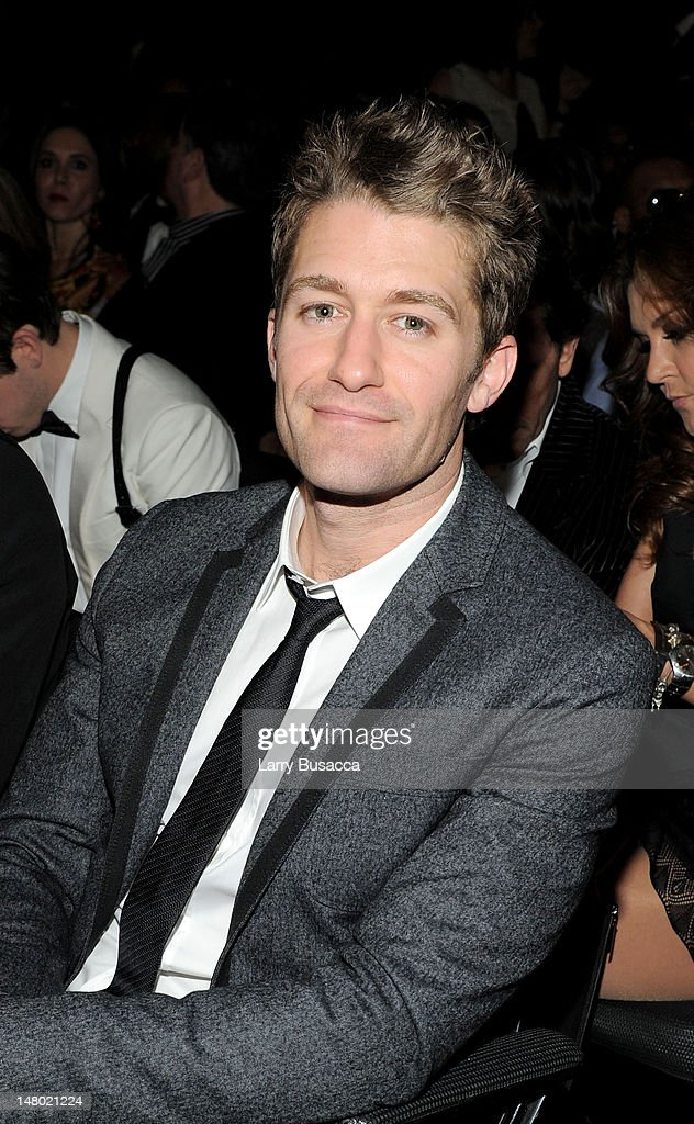 Actor Matthew Morrison attends The 53rd Annual GRAMMY Awards held at Staples Center on February 13, 2011 in Los Angeles, California.