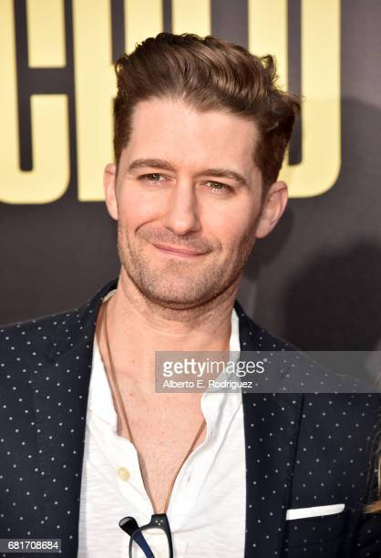 Actor Matthew Morrison attends the premiere of 20th Century Fox's Snatched at Regency Village Theatre on May 10 2017 in Westwood California