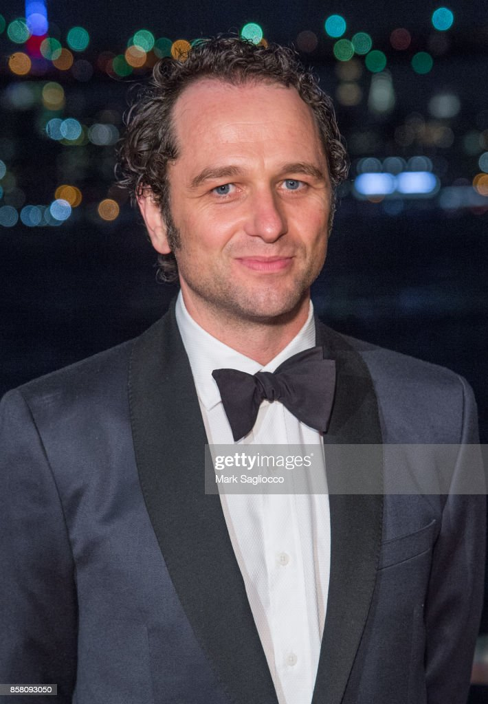 Actor Matthew Rhys attends the 2017 Brooklyn Bridge Park Conservancy Brooklyn Black Tie Ball at Pier 2 at Brooklyn Bridge Park on October 5, 2017 in the Brooklyn borough of New York City, New York.