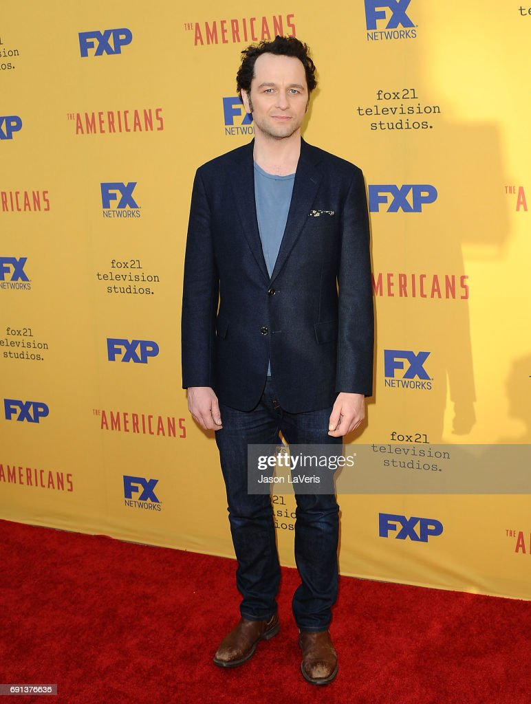 Actor Matthew Rhys attends 'The Americans' For Your Consideration event at Saban Media Center on June 1, 2017 in North Hollywood, California.