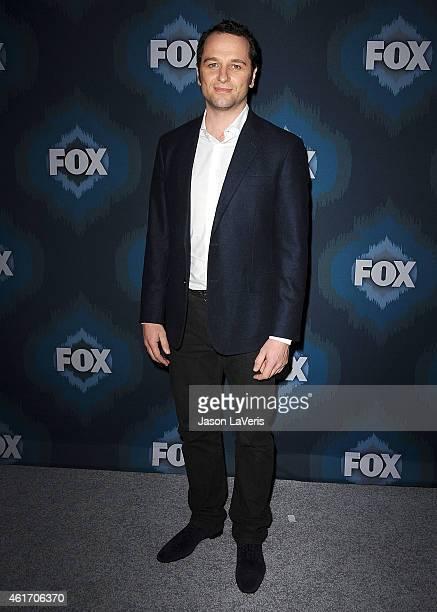 Actor Matthew Rhys attends the FOX winter TCA AllStar party at Langham Hotel on January 17 2015 in Pasadena California