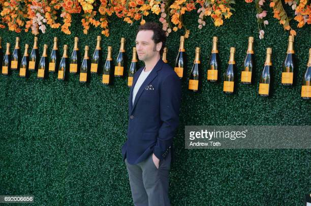Actor Matthew Rhys attends The Tenth Annual Veuve Clicquot Polo Classic at Liberty State Park on June 3 2017 in Jersey City New Jersey
