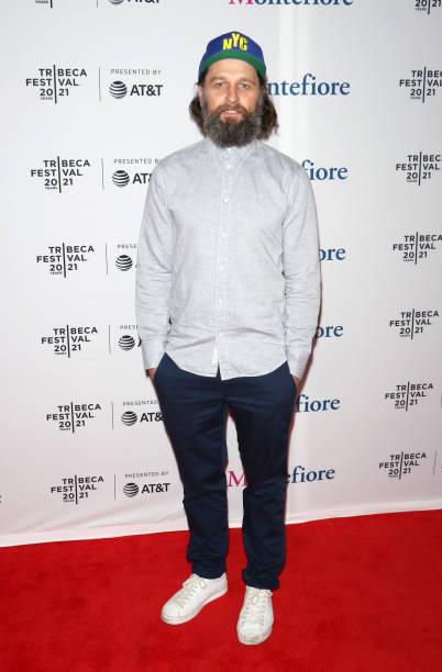 NY: Tribeca Talks: Scott Z. Burns and Matthew Rhys - 2021 Tribeca Festival