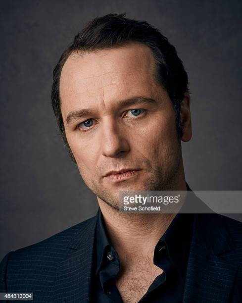 Actor Matthew Rhys is photographed for Emmy magazine on December 1 2014 in Los Angeles California