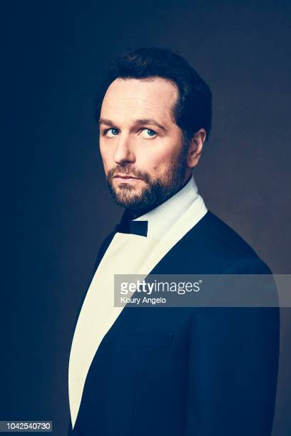 Actor Matthew Rhys is photographed for The Hollywood Reporter on April 28 2018 in Los Angeles California PUBLISHED IMAGE