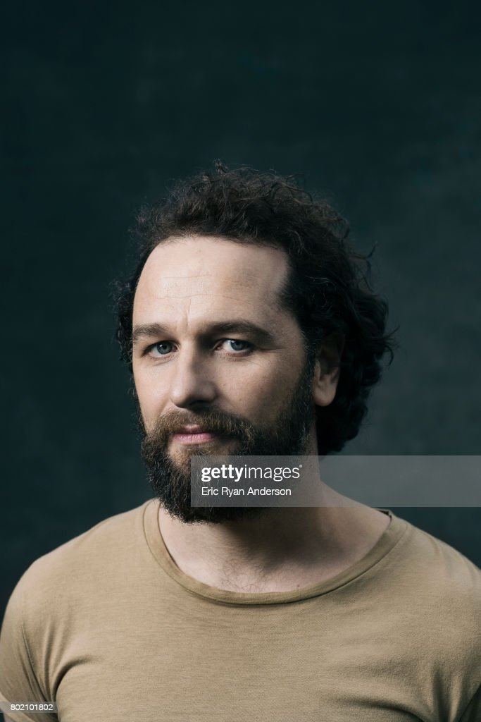 Actor Matthew Rhys is photographed for The Hollywood Reporter on August 30, 2016 in Stroudsburg, Pennsylvania.