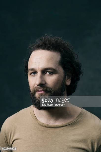Actor Matthew Rhys is photographed for The Hollywood Reporter on August 30 2016 in Stroudsburg Pennsylvania