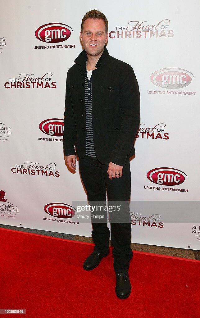 Matthew West The Heart Of Christmas.Actor Matthew West Arrives At The Gmc World Premiere Movie