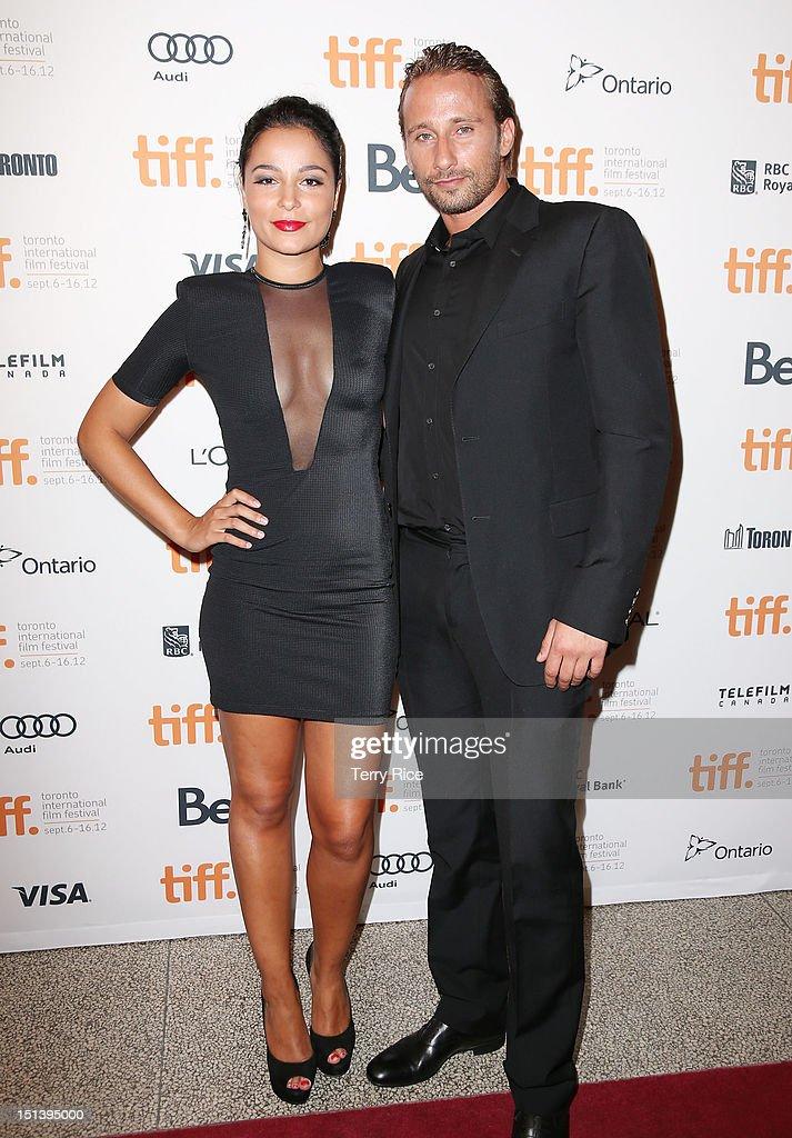 """Rust & Bone"" Premiere - Arrivals - 2012 Toronto International Film Festival : News Photo"